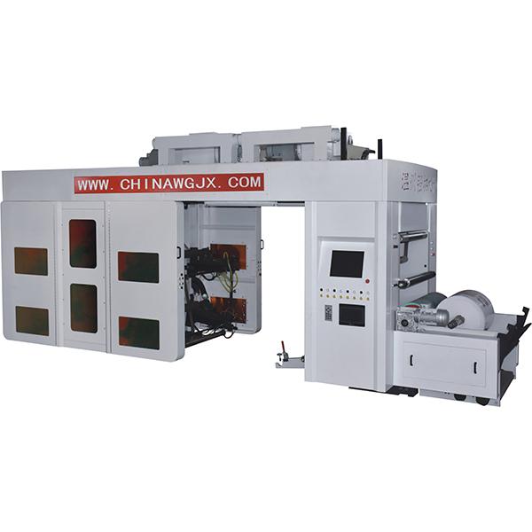 YTB-A 4色柔版印刷機