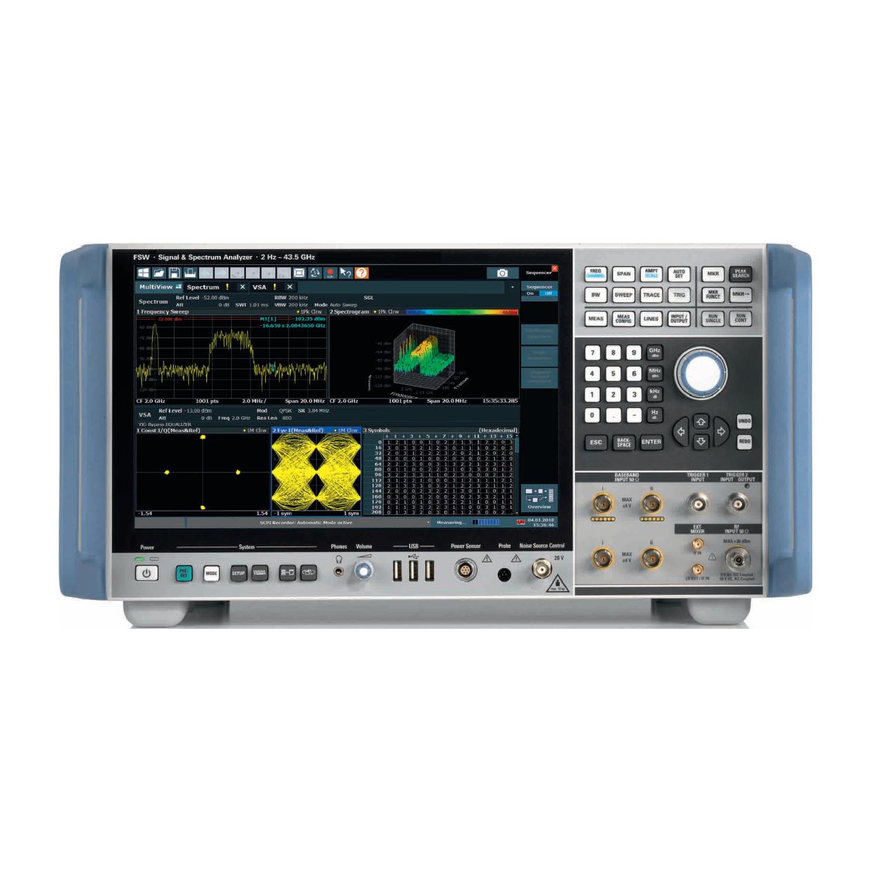 寬帶信號分析儀