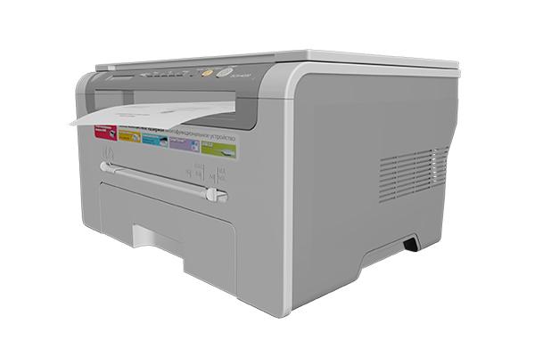打印機-結構件