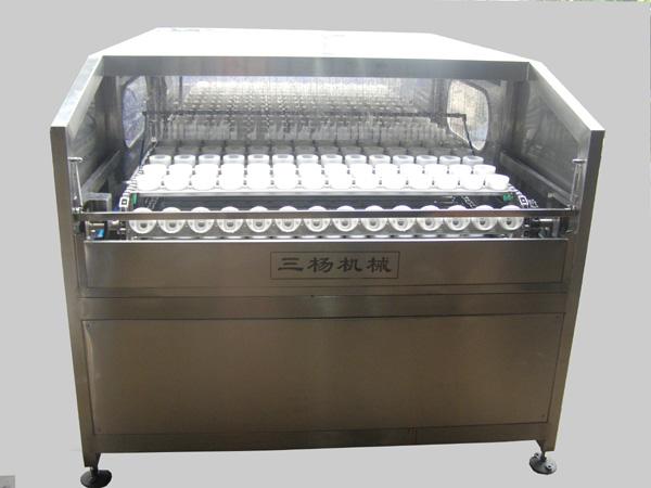 全自動廂式洗瓶機