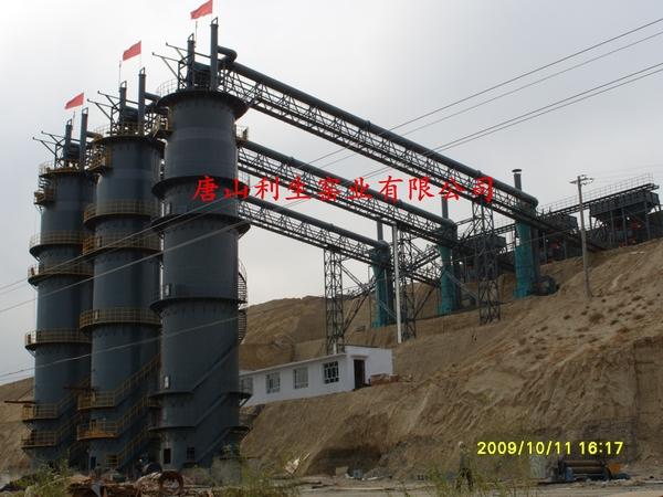 新疆3x200t噸全貌