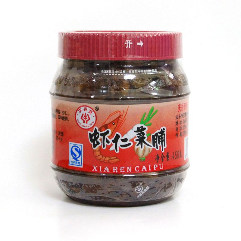 蝦仁菜脯(450克)