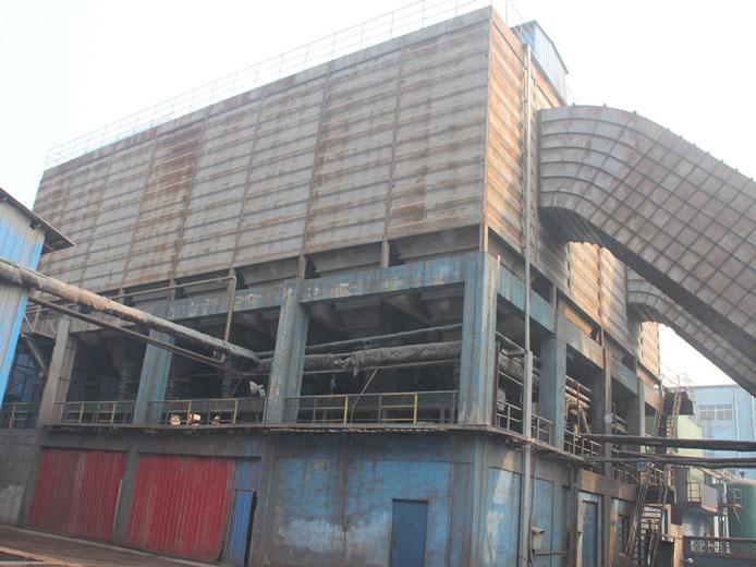 河北津西鋼鐵有限公司燒結二廠