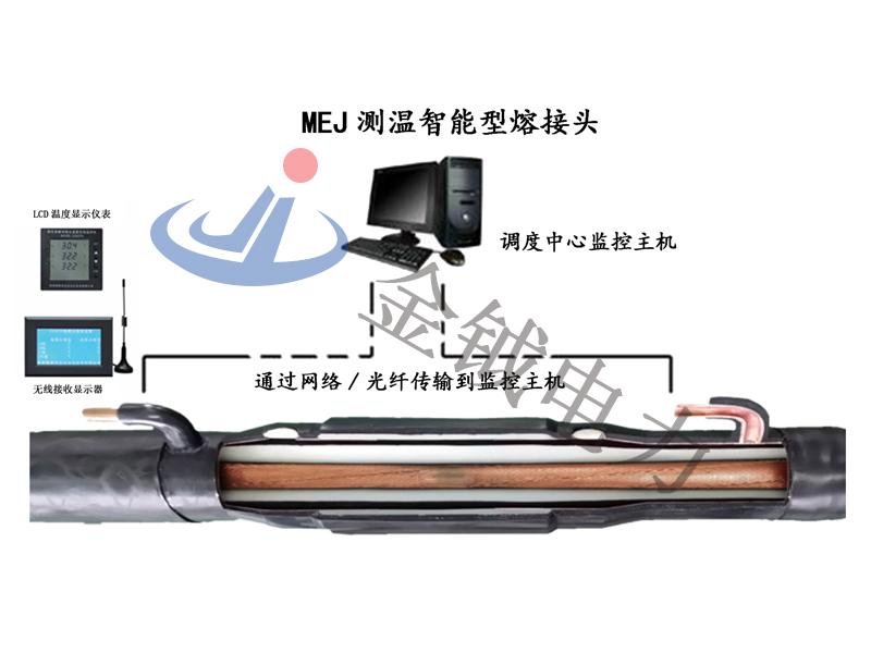MEJ-AI、LSJ-AI測溫智能型電纜直通接頭
