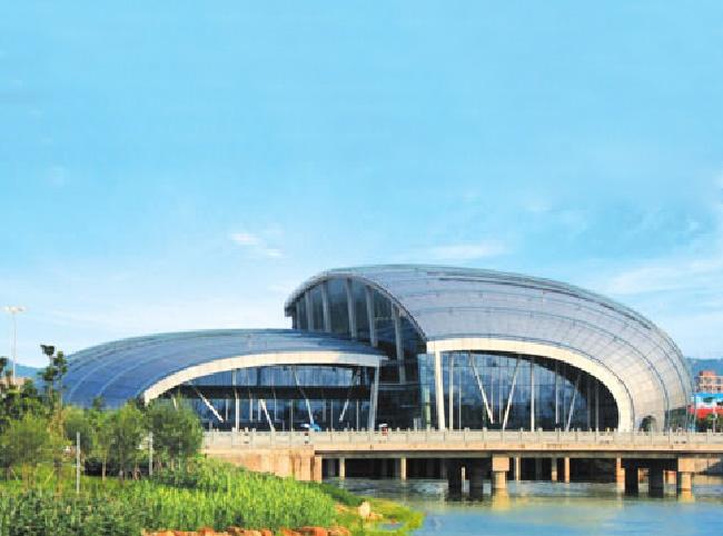 惠州金山湖奥林匹克体育馆