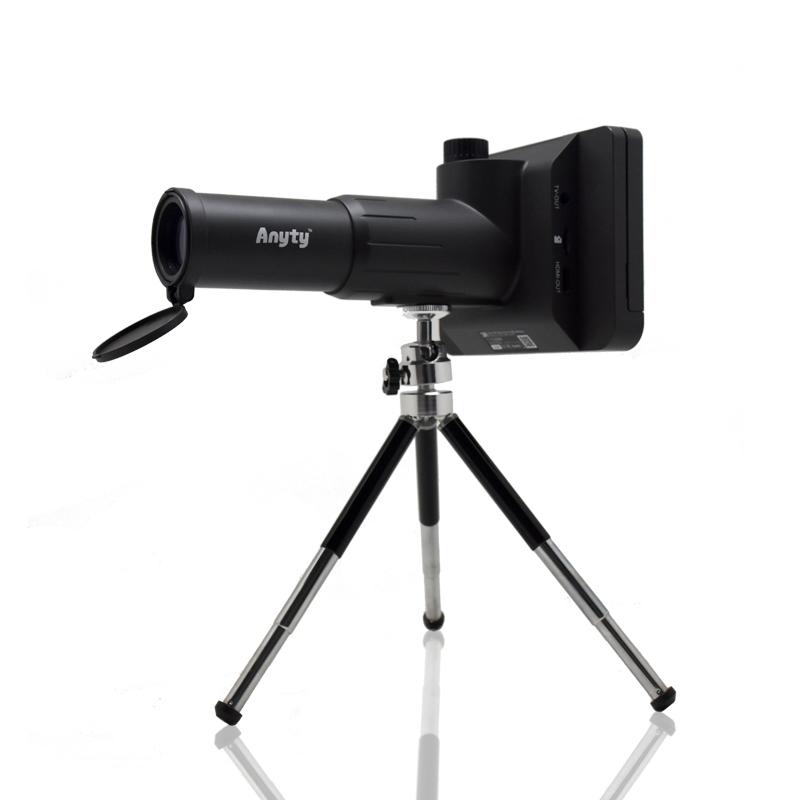 便攜式高倍望遠鏡艾尼提3R-DTS02 高處遠處動植物觀察 可拍照錄像