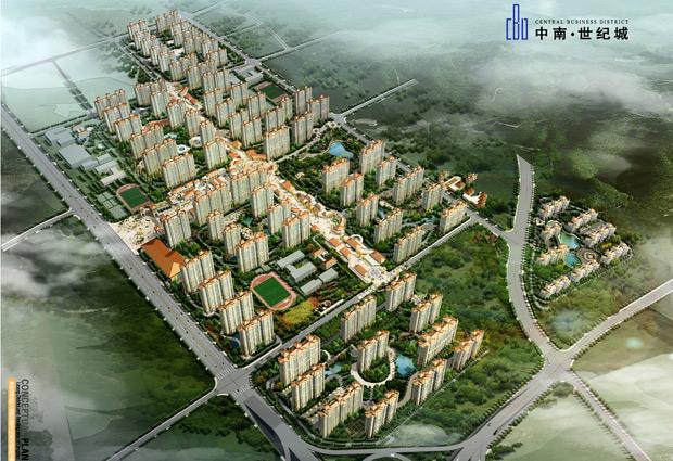 中南青島世紀花城