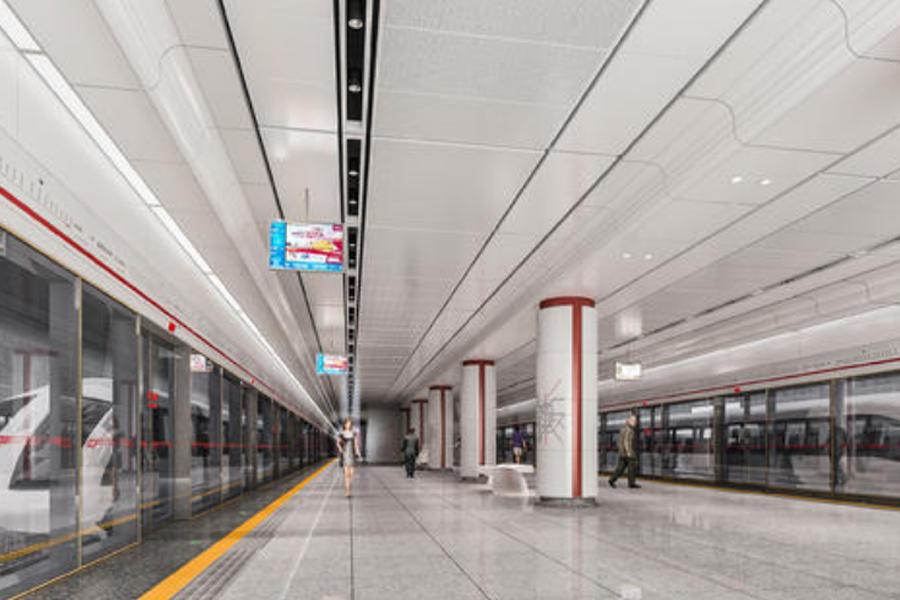 長春地鐵1號線一期工程