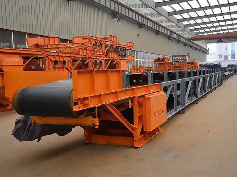 DSJ型可伸縮帶式輸送機