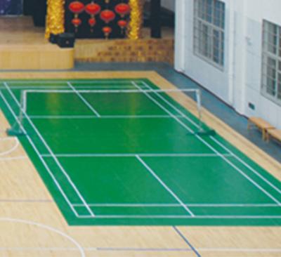 PU彈性地坪涂裝系統