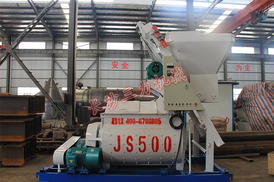JS500攪拌主機