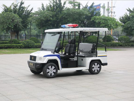 G-HM04巡逻车白色