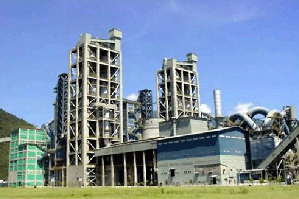2500T/D水泥生產線工藝設備