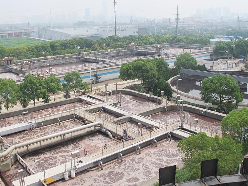 南通開發區第二污水處理廠三期工程