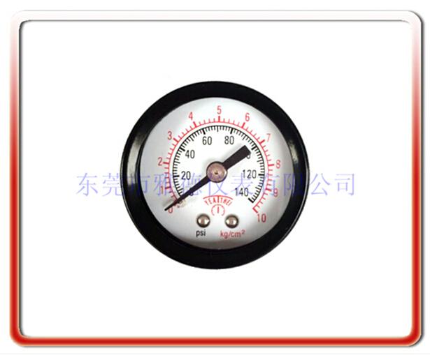 40MM軸向氣壓表