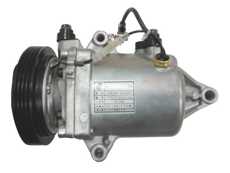 旋葉式鐵質壓縮機JSR83