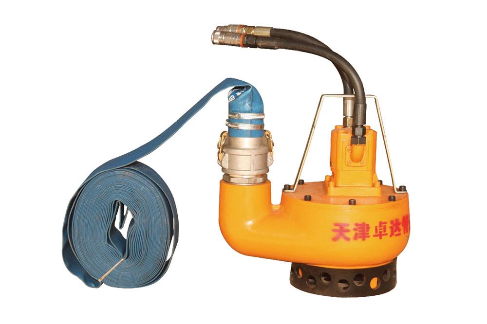 YB-60離心液壓式泥漿泵