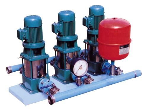 變頻恒壓供水控制柜型號選擇(節能產品)