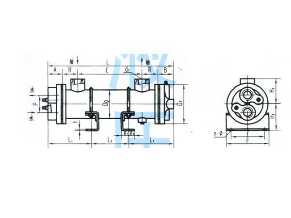 2LQG2W型冷卻器