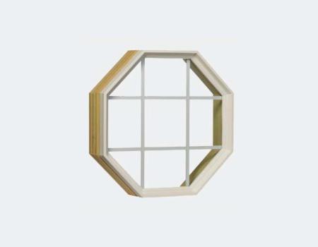 塑鋼固定窗