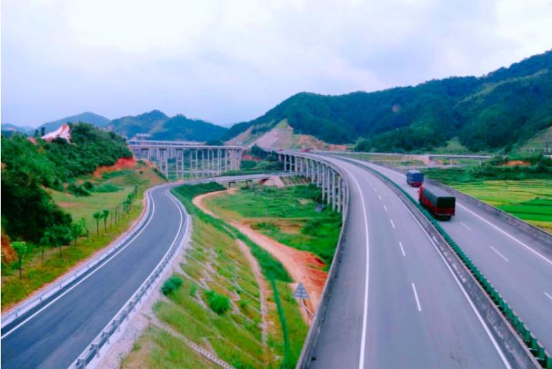 福建三明建泰高速公路项目