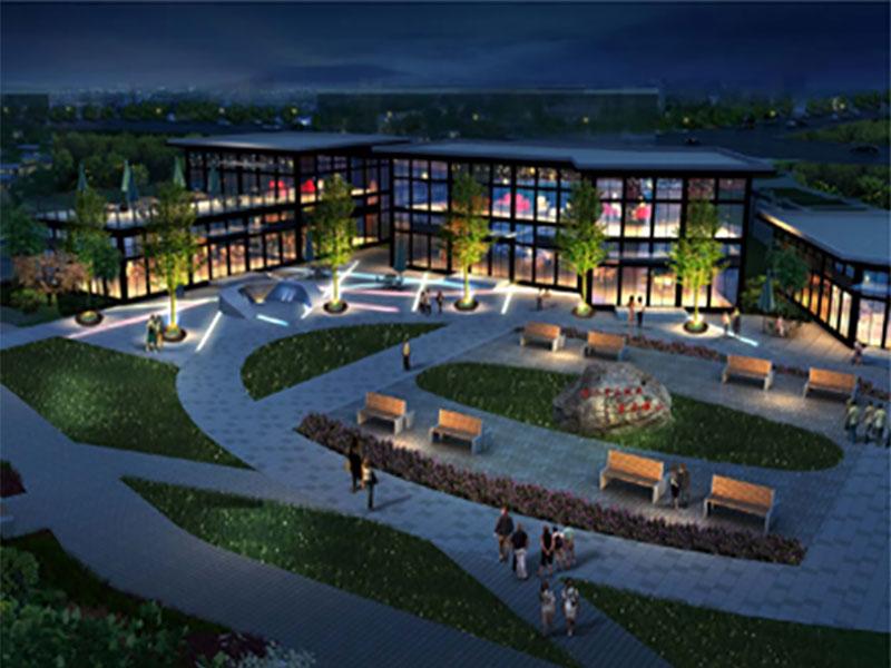 漢中市燕子河景觀方案設計