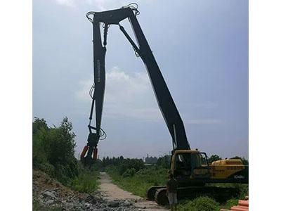 24米出口加長臂設計生產廠家山東華峰