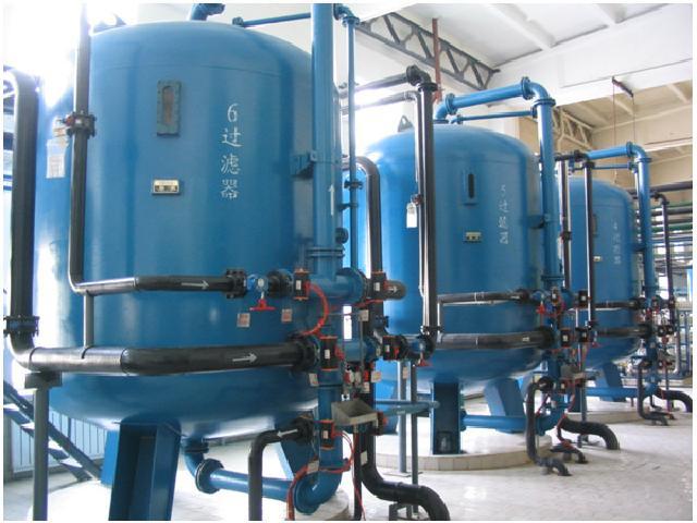水處理設備強化混凝技術