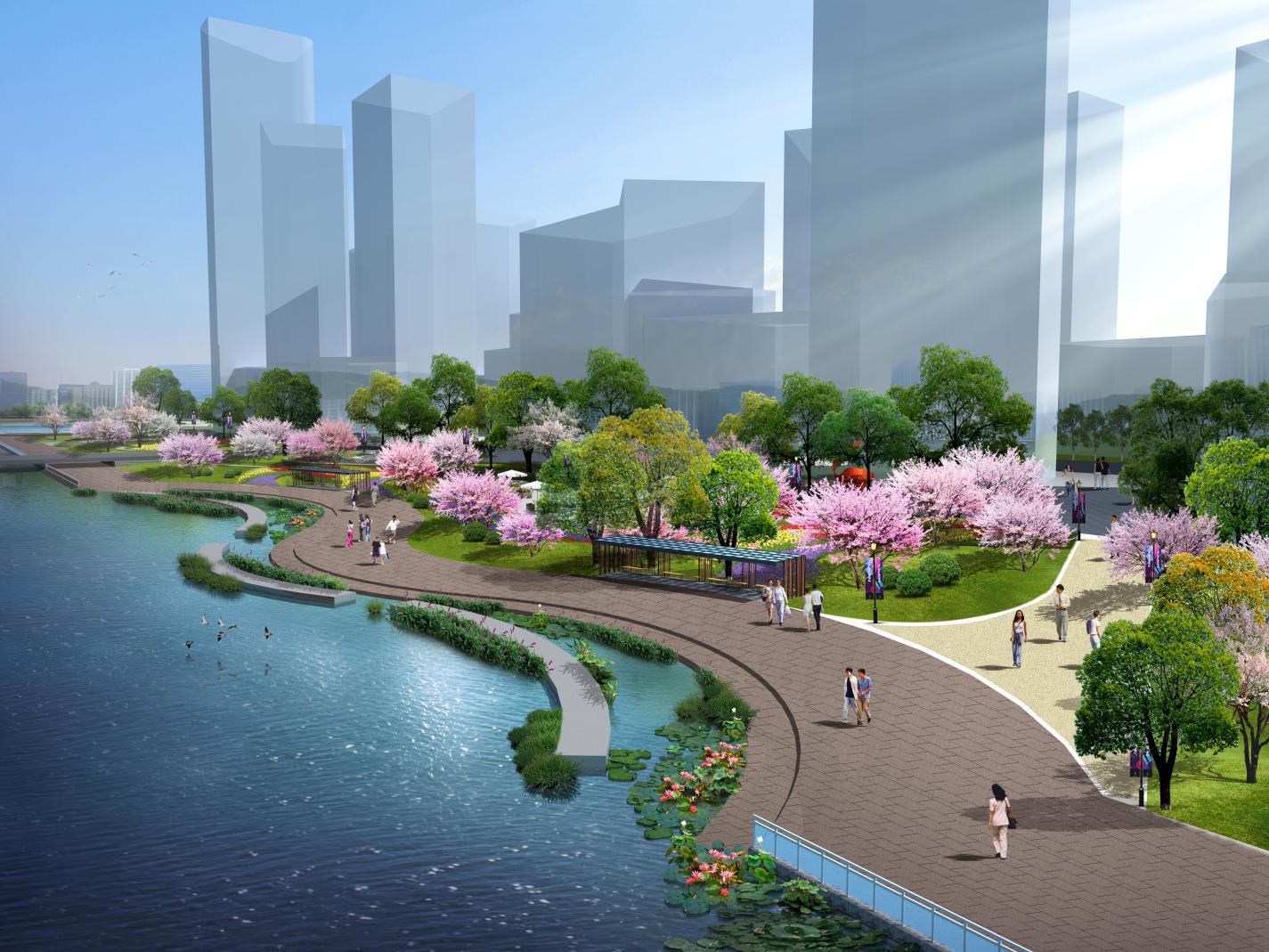 官渡區五甲塘生態城項目(一期)海河(廣福路)下段防洪綜合整治工程(K0+000-K2+240)施工項目